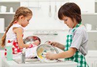 كيف تجعل أطفالك يقومون بواجبهم