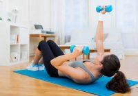 Cómo mantenerse en forma cuando usted no puede ir al gimnasio