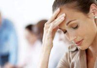 Mareo, dolor de cabeza y sensación de desorientación