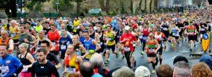 Comment est-ce que votre préparation avant la course?