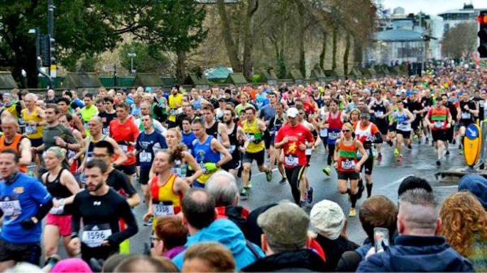 Comment se passe votre préparation avant la course?
