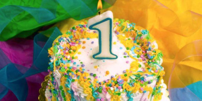 Grandes regalos para el primer cumpleaños de un bebé
