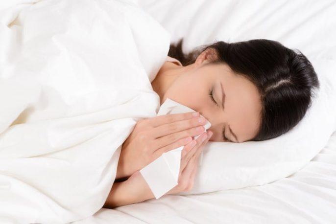 ¿Cómo su colchón lo puede hacer enfermar?