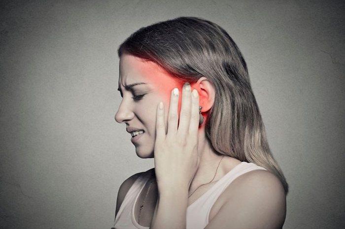 Una infección del oído interno