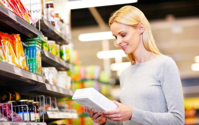 Oznaka vrednost FDA v prehrani za boj proti debelosti