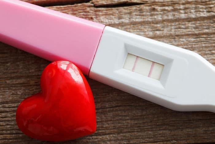 तो वह गर्भवती हुई: आप तब क्या करना चाहिए?