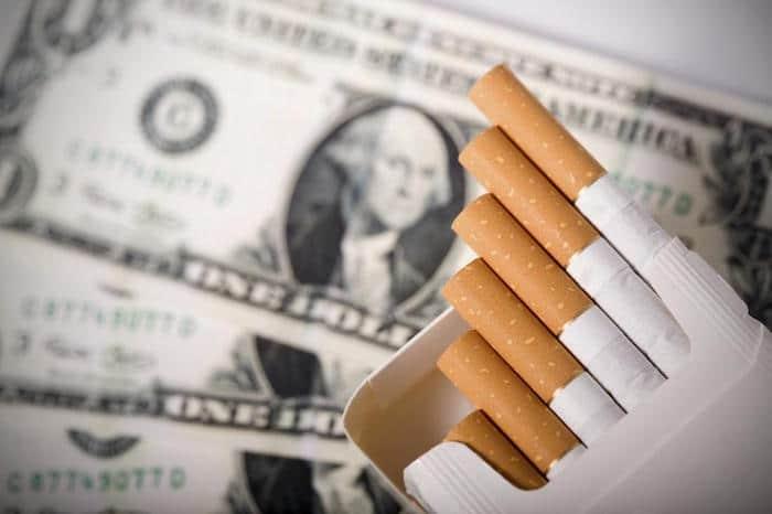 停止吸烟年前, 什么是免费的尼古丁上瘾?