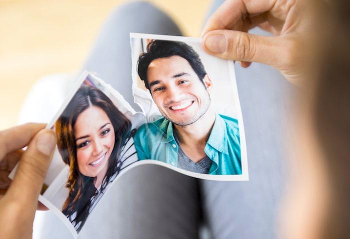 Nosečnice po razšla s svojim partnerjem: Kako decírcelo, da vaš ex?
