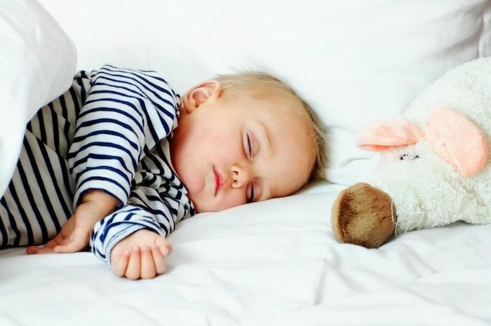 Je suis étudiant: L'heure du sommeil en retard et irrégulière est mauvais pour la fonction cognitive des enfants