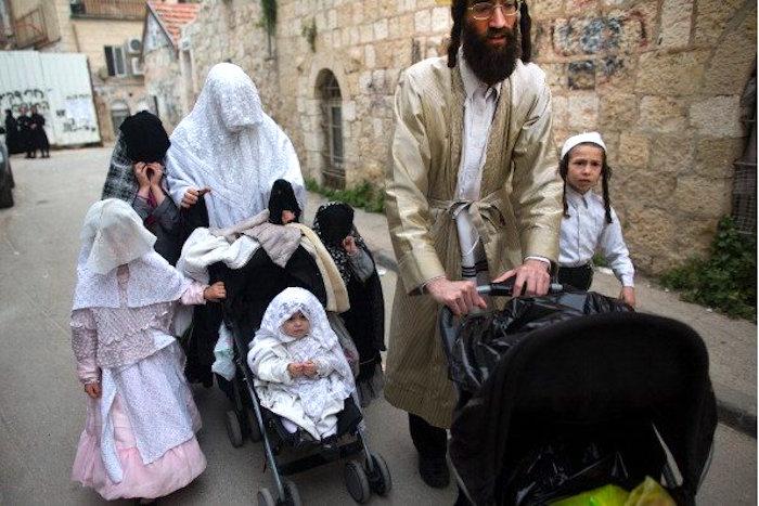 यहूदी परिवारों की पवित्रता कानूनों मदद कर सकते हैं गर्भवती हो