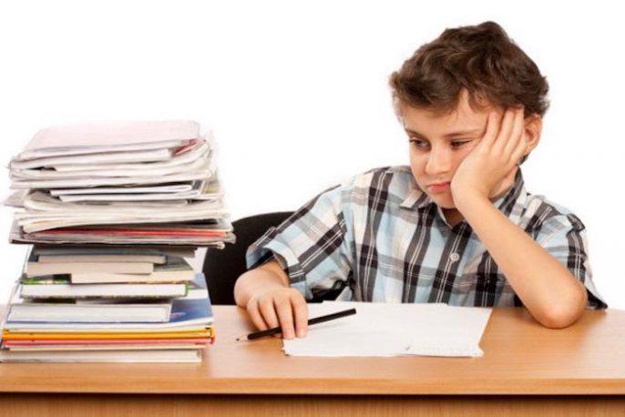 """¿Las tareas están matando el amor de nuestros niños de primaria """"de la vida y el aprendizaje""""?"""
