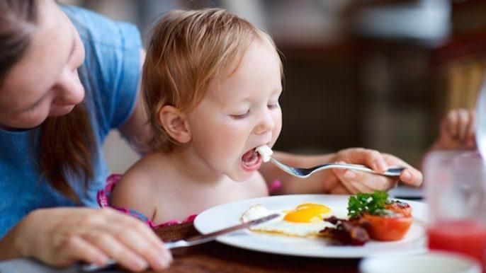 Eu sou um estudante: Crianças que comem refeições separadas são menos saudáveis