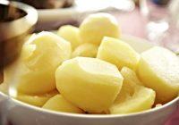 Verursachen Kartoffeln Bluthochdruck? Wirklich?