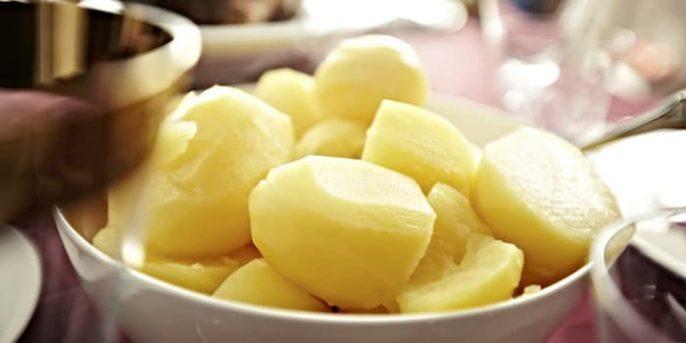 ¿Las patatas causan presión arterial alta? ¿De Verdad?