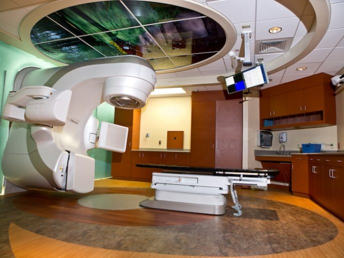Radioterapia corporal estereotáctica ofrece una alta tasa de curación para el cáncer de próstata