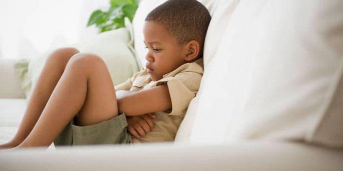 Symptômes de la maladie coeliaque chez les enfants et les adolescents