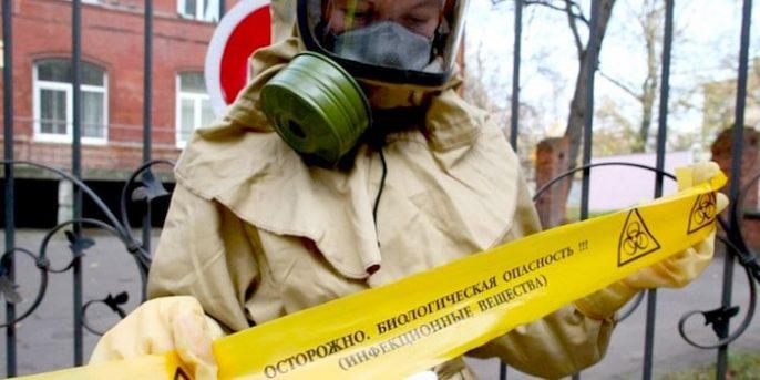 Neuer Anthrax-Ausbruch an einem abgelegenen Ort in Russland