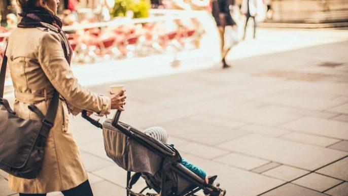 Extraños arrullando a su bebé: ¿Cómo reaccionas?
