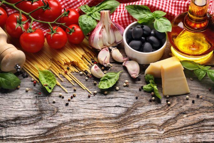 Dieta mediterránea y salud del corazón