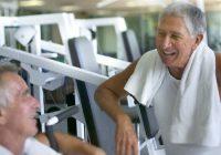 Los ejercicios de entrenamiento de fuerza disminuyen el riesgo de mortalidad en los ancianos