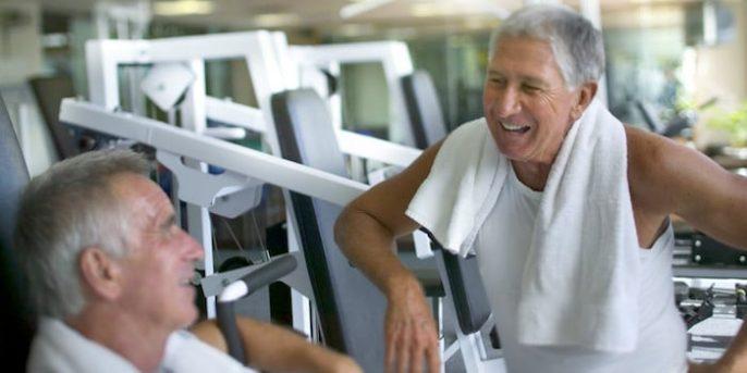 تمارين القوة تقلل من خطر الوفيات لدى كبار السن