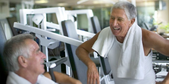 शक्ति प्रशिक्षण अभ्यास बुजुर्गों में मृत्यु दर के जोखिम को कम