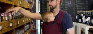 Starši samohranilci: kako ostati zdrav