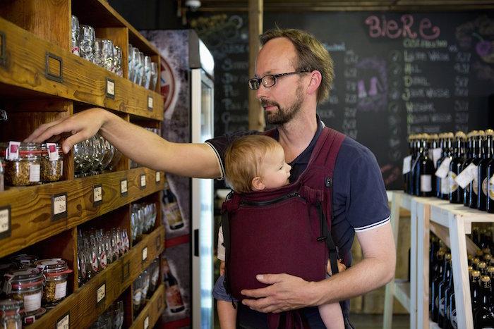 एकल माता-पिता: स्वस्थ बने रहना