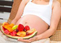 Nutrir su embarazo durante el primer trimestre
