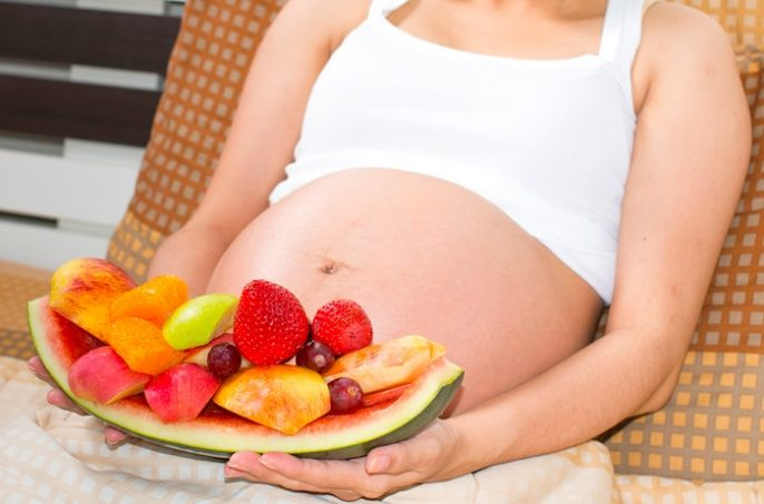 Nähren Sie Ihre Schwangerschaft im ersten Trimester