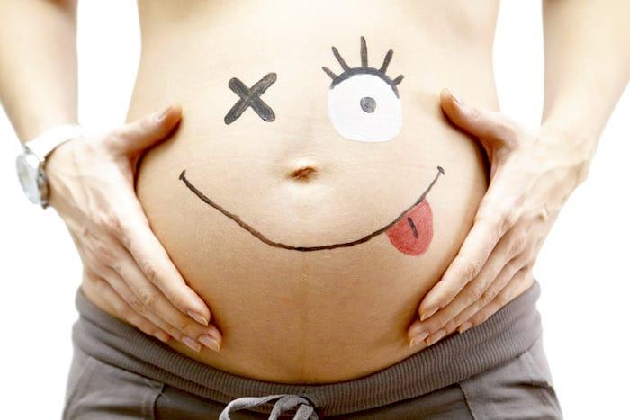 准备你的宝宝: 一个清单的怀孕