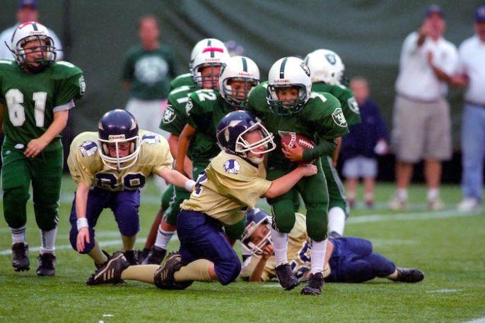 البرنامج العصبي العضلي يقلل بشكل كبير من إصابات كرة القدم