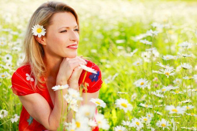 Ciertas terapias basadas en plantas pueden mejorar los síntomas de la menopausia