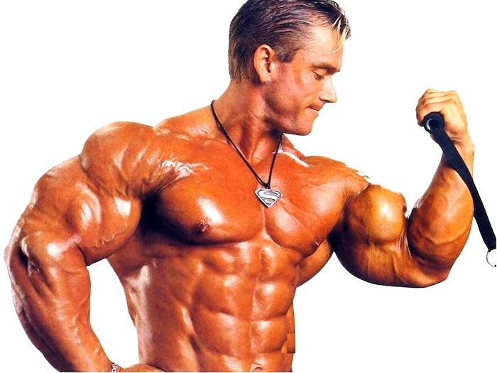 Bodybuilding po 30 let