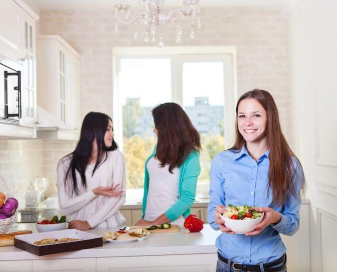 """Mi hijo adolescente quiere convertirse en vegetariano: ¿Y ahora qué"""""""