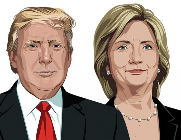 """Trump Vs Clinton: �Como consideran los candidatos presidenciales la asistencia sanitaria"""""""