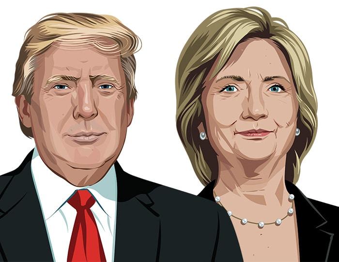 Adut Vs Clinton: Kako bi ocenili predsedniških kandidatov v zdravstvu?