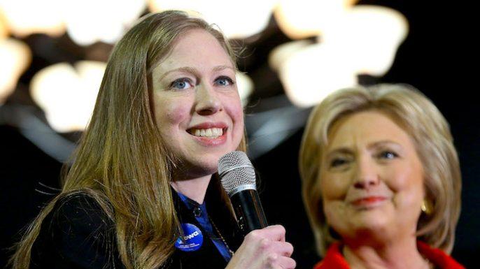 La hija de Clinton y Clinton madre: una mirada más atenta en las relaciones familiares de Hillary
