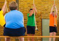 Übergewichtige und fettleibige Jugendliche