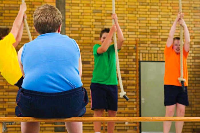Les Adolescents atteints de surpoids et d'obésité