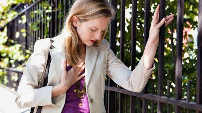 Ataques de pánico y ansiedad