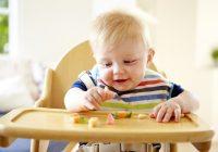 متى تبدأ مع حبوب الأطفال وأغذية الأطفال؟