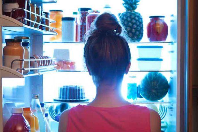 Síndrome de comer en la noche