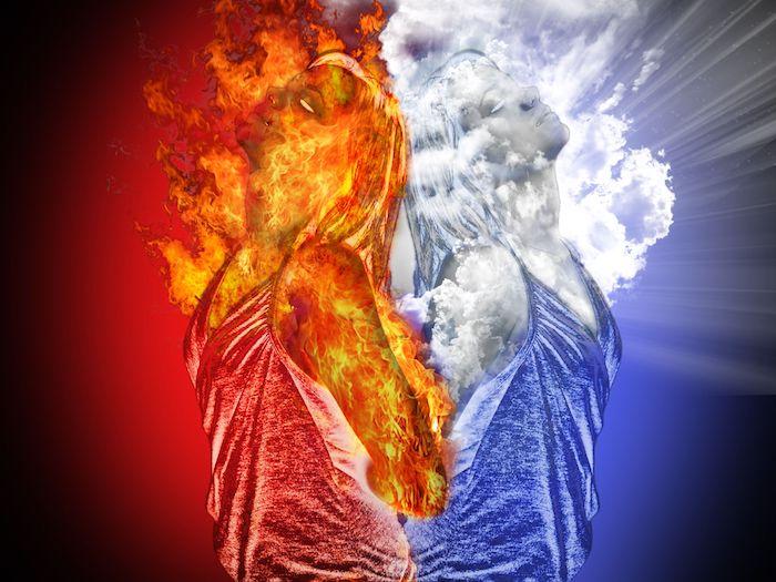 El cielo y el infierno