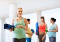 Übung während der Schwangerschaft