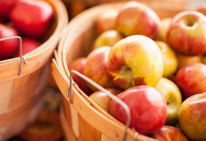 Mejores frutas y verduras estacionales para comer este otoño