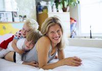 Madres, sus hábitos y los efectos sobre sus hijos: dedicar tiempo para conseguir hábitos saludables