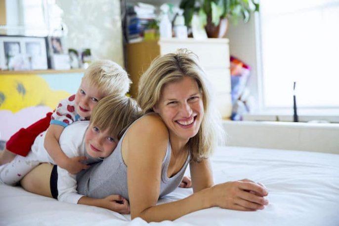 Mütter, ihre Gewohnheiten und die Auswirkungen auf ihre Kinder: Nehmen Sie sich Zeit für gesunde Gewohnheiten