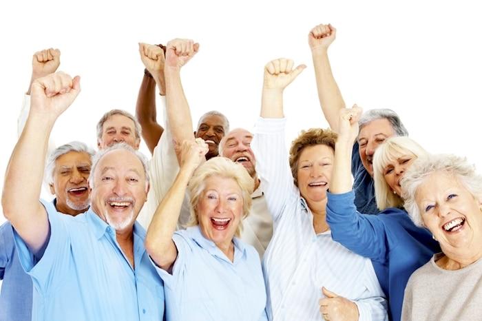 Fitnes senior: Izboljšati kakovost življenja v svojih zlatih letih
