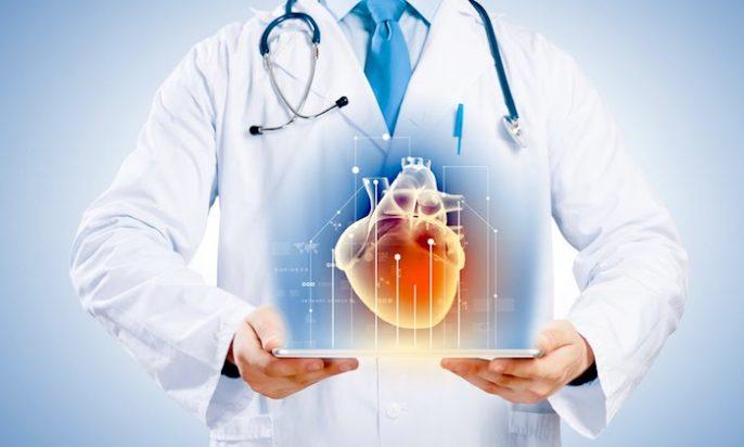 心脏病专家的每日安排